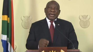Photo of Discours du Président Sud-Africain Ramaphosa : Nous sommes prêts pour un assouplissement du confinement