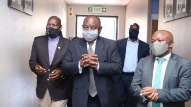 Photo of Covid-19 : « Le pire arrive toujours » déclare le Président Cyril Ramaphosa