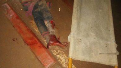 Photo of Flash-Insécurité à Bukavu : Un corp sans vie d'un homme retrouvé devant le bureau de Ngasa Fatshi à irambo.
