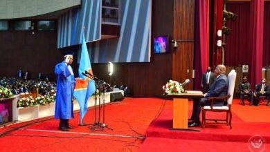 Photo of RDC: malgré le refus des parlementaires membres du FCC, les trois nouveaux juges de la cours constitutionnelle ont prêté serment ce mercredi 21octobre