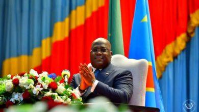 Photo of RDC :le chef de l'Etat Félix Tshisekedi devant la nation ce vendredi(officiel)