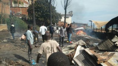 Photo of Bukavu : 15 dépôts de marchandises partis en fumée au marché Bondeko.