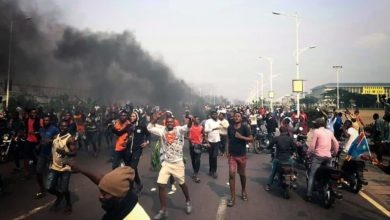 Photo of RDC /Kinshasa : 24h, après le discours du Chef de L'Etat, la tension est vive aux Alentours du palais de la nation.