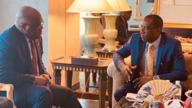 Photo of RDC : Guylain Nyembo, nouveau directeur de cabinet de Félix Tshisekedi.