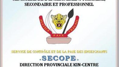 Photo of RDC: Le SECOPE met le bâton dans les roues de la gratuité de l'enseignement /SYNECAT