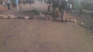 Photo of Uvira : Manifestation à Sange pour dire non au retour du 122ème bataillon des FARDC.