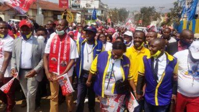 Photo of Bukavu : Une messe célébrée pour implorer la grâce de Dieu en faveur de Vital Kamerhe