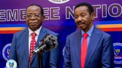 Photo of RDC : L'objectif des échanges entre le président de l'Assemblée nationale Mboso et son collègue du sénat Lukwebo