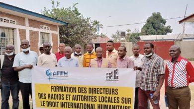Photo of Des responsables des médias de Baraka-Fizi en appellent à leur protection conformément aux dispositions du droit international humanitaire