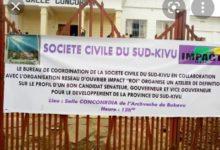 Photo of Sud-Kivu/Bukavu : Certains acteurs de la société civile se transforment en Garçons de course plutôt que de servir en acteurs s