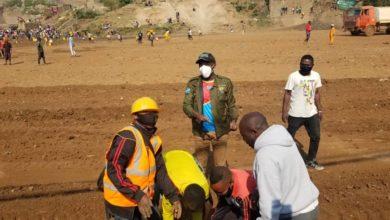 Photo of BUKAVU :Le Couple Marc Malago KASHEKERE-Bintu ZiGABE s'investit pour redorer l'image de l'aire de jeu du Terrain de football de FUNU en commune de kadutu