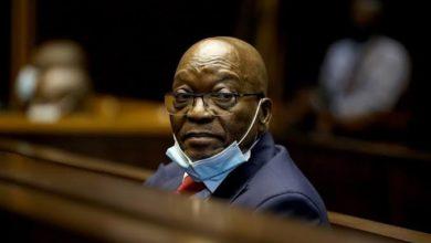 Photo of Zuma dit: l'Afrique du Sud glisse dans un régime semblable à l'apartheid, compare la peine de prison à la peine de mort