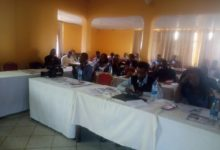 Photo of Sud-Kivu : l'édit portant protection des journalistes et des défenseurs de droits humains doit être mis en application