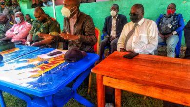 Photo of Drame de nyangezi :le vice-gouverneur Marc Malago Kashekere réconforte et prône la Justice