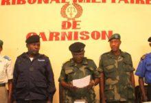 Photo of SÉCURITÉ : les officiers arrêtés pour avoir détourner des fonds destinés aux opérations militaires en Ituri