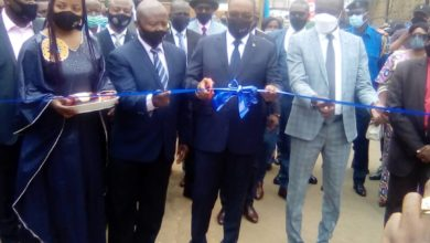 Photo of Bukavu : Inauguration du tronçon routier Place Mulamba-Ruzizi 1er, le DG d'EPOS Company appelle la population à protéger cet ouvrage