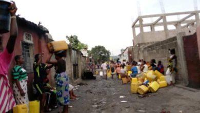 Photo of Bukavu : plusieurs avenues du chef-lieu de la province du sud-kivu privés d'eau