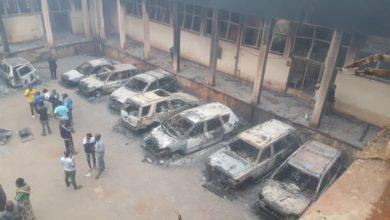 Photo of Bukavu : L'incendie survenu à l'hôtel de poste est une interpellation aux autorités (Jacques Kamanda)