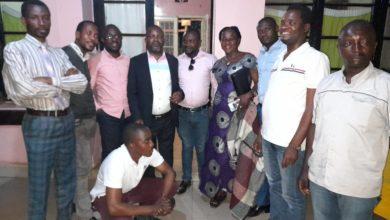 Photo of Sud-kivu: Christian Weza et son groupe de Zuka Kabare adhèrent au BUREC de Julien Paluku Kahongya via le professeur Augustin Mutababi