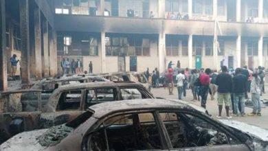 Photo of Bukavu: les sinistrés de l'incendie de l'hôtel de poste satisfait de l'action humanitaire du gouvernement central
